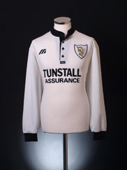1997-99 Port Vale Home Shirt L/S XL