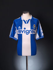 1997-99 Porto Home Shirt XL
