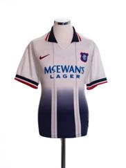 1997-99 Rangers Away Shirt XXL