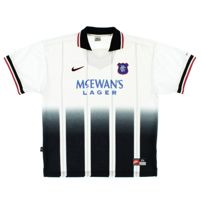 1997-99 Rangers Away Shirt XL