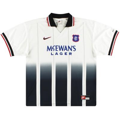 1997-99 Rangers Nike Away Shirt XL