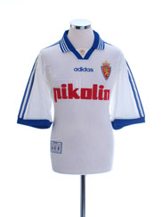1997-99 Real Zaragoza Home Shirt M