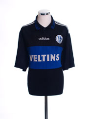 1997-99 Schalke Away Shirt L