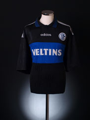1997-99 Schalke Away Shirt XXL