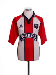 1997-99 Sheffield United Home Shirt L