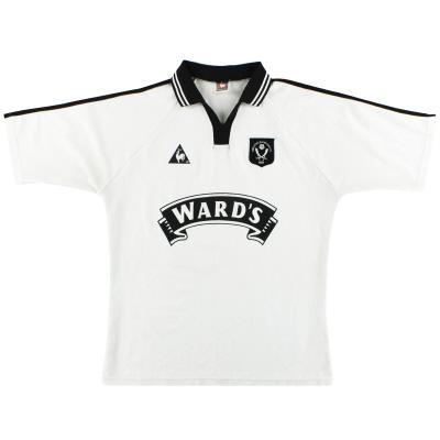 1997-99 Sheffield United Le Coq Sportif Away Shirt L