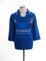 1997-99 Shrewsbury Home Shirt XL