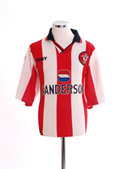 1997-99 Southampton Home Shirt XL