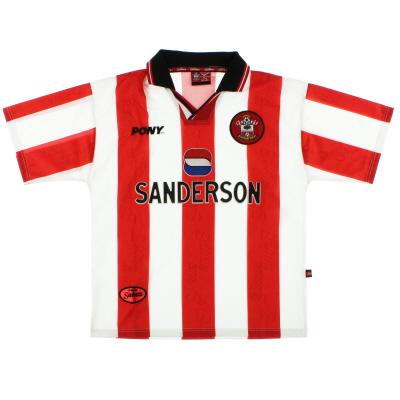 1997-99 Southampton Home Shirt L