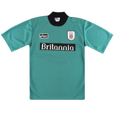 1997-99 Stoke City Asics Away Shirt M
