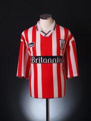 1997-99 Stoke City Home Shirt