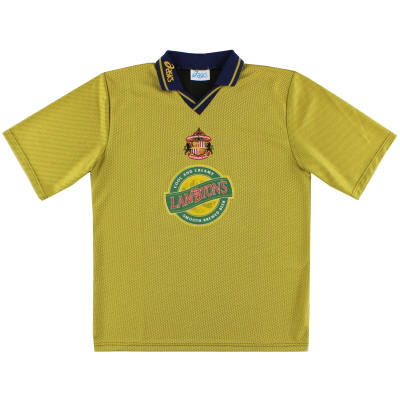 1997-99 Sunderland Away Shirt L