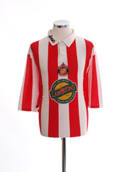 1997-99 Sunderland Home Shirt L