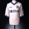 1997-99 Tottenham Home Shirt Sinton #27 L