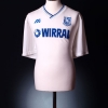 1997-99 Tranmere Rovers Home Shirt Kelly #9 XXL
