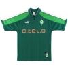 1997-99 Werder Bremen Home Shirt Bogdanovic #9 S