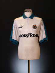 1997-99 Wolves Away Shirt M