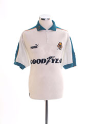 1997-99 Wolves Away Shirt XXL