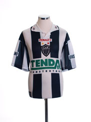 1997 Atletico Mineiro Home Shirt #7 *BNWT* XL