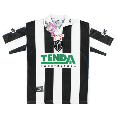 1997 Atletico Mineiro Penalty Home Shirt #7 *w/tags* XL