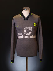 1997 Borussia Dortmund Away Shirt L/S XL