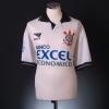 1997 Corinthians Home Shirt #10 (Edílson) XL
