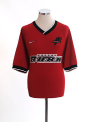 1997 Dallas Burn Training Shirt XL