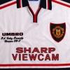 1997 Manchester United 'Premiership Champions' Away Shirt XXL