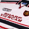 1997 Manchester United 'Premiership Champions' Away Shirt XXL