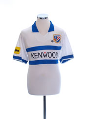 1997 Shanghai Shenhua Away Shirt L