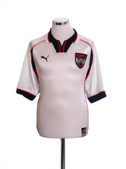 1998-00 Austria Home Shirt XL