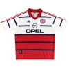 1998-00 Bayern Munich Away Shirt Zickler #21 S