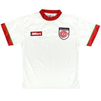1998-00 Belarus Home Shirt