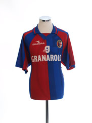 1998-00 Bologna Home Shirt XL
