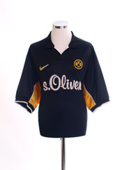 1998-00 Borussia Dortmund Away Shirt M