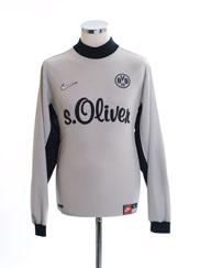 1998-00 Borussia Dortmund Goalkeeper Shirt S