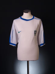 1998-00 Brazil Third Shirt XL