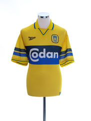 1998-00 Brondby IF Home Shirt M/L