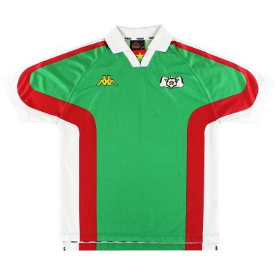 1998-00 Burkina Faso Kappa Home Shirt L