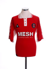 1998-00 Charlton Home Shirt M