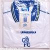 1998-00 Chelsea Away Shirt *BNIB* M