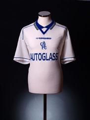 1998-00 Chelsea Away Shirt XXL