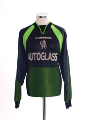 1998-00 Chelsea Goalkeeper Shirt L
