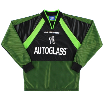 1998-00 Chelsea Goalkeeper Shirt Y
