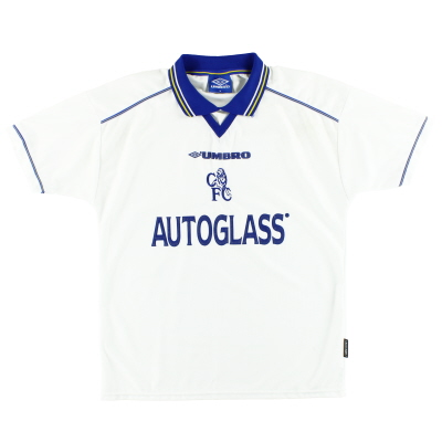 1998-00 Chelsea Umbro Away Shirt *Mint*