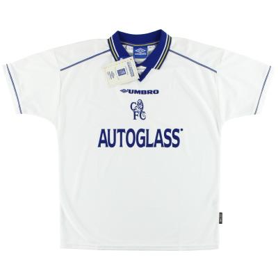 1998-00 Chelsea Umbro Away Shirt *w/tags* L