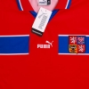 1998-00 Czech Republic Home T-Shirt *BNWT* XL