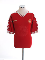 1998-00 Denmark Home Shirt L