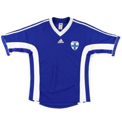1998-00 Finland Away Shirt M