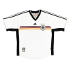 1998-00 Germany Home Shirt Bierhoff #20 XL